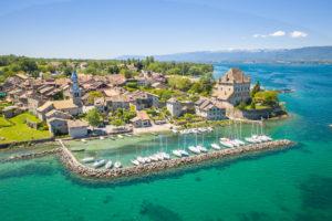Yvoire - Haute-Savoie